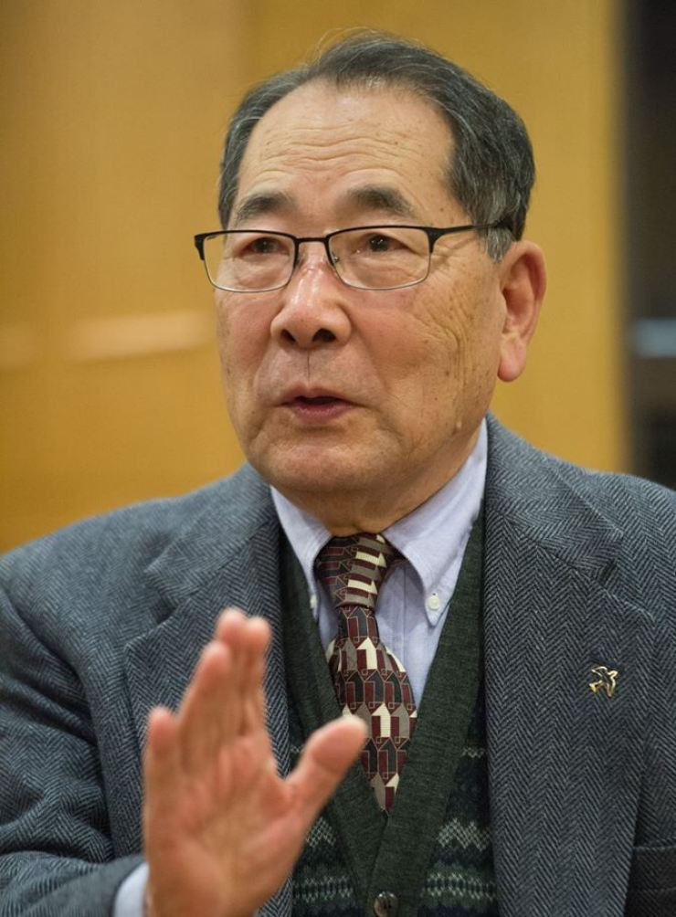 Dr. Hahn Sang-ki