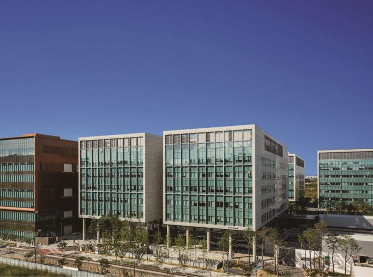 LG Innotek's headquarters in Magok, western Seoul / Courtesy of LG Innotek