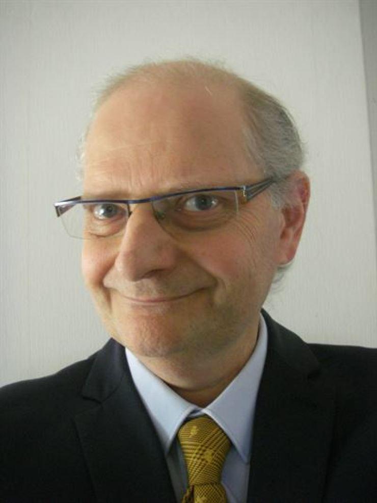 OECD Economics Department Korea/Sweden Desk Christophe Andre / Courtesy of Christophe Andre