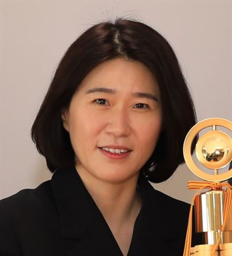 Lina Korea COO Cho Jee-eun / Courtesy of Lina Korea