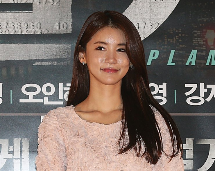 Actress Oh In-hye Yonhap