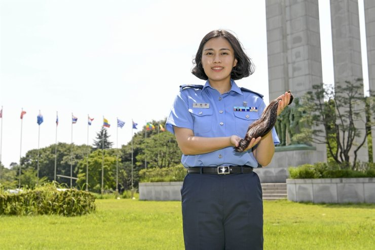 Air Force Master Sgt. Jo Ah-ran / Courtesy of ROK Air Force