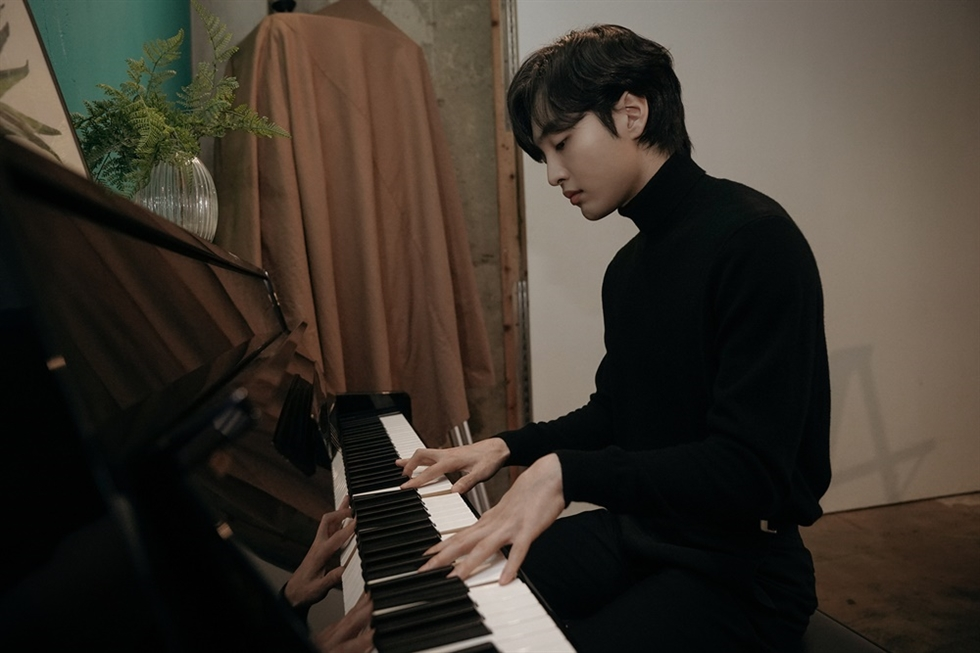 Actor Kim Min-jae made a remarkable impression in the recently ended romance drama 'Do you Like Brahms?' Courtesy of Yamyam Entertainment