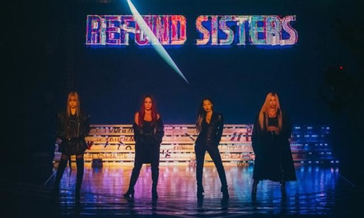 Refund Sisters: Latest K-pop sensation that fans are raving about - The  Korea Times