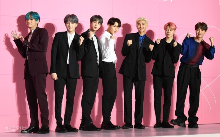 K-pop sensation BTS has paid tribute to the Korean War earlier this month to mark its 70th anniversay. Korea Times file