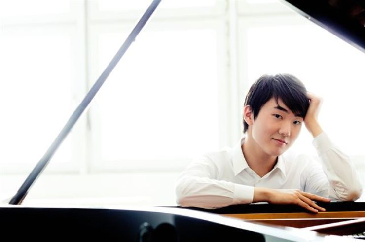 Pianist Cho Seong-jin / Courtesy of Universal Music Korea