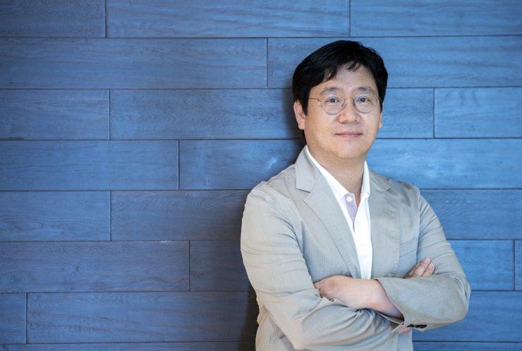 Naver Financial CEO Choi In-hyuk / Courtesy of Naver Financial