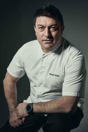 Hamish Neale, executive chef of Andaz Seoul Gangnam / Courtesy of Andaz Seoul Gangnam