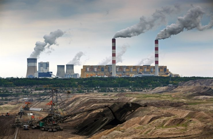 The Vung Ang 1 thermal power plant in Ha Tinh, Vietnam. Courtesy of nocoaljapan.org
