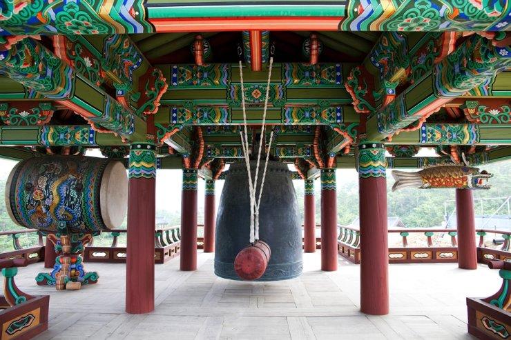 Naksan Temple in Yangyang / gettyimagesbank
