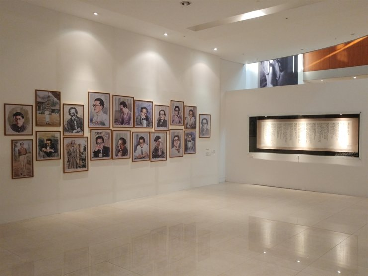 The special exhibition celebrating the centennial of Cho's birth is scheduled to be held at the Korea University Museum from Nov. 9 to March 20, 2021. / Korea Times photo by Park Han-sol