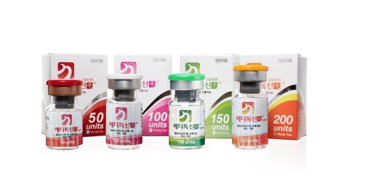 Medytox's botulinum toxin product, Meditoxin