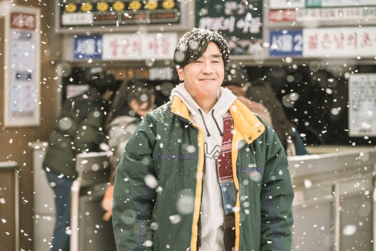 Actor Ryu Seung-ryong / Courtesy of Lotte Entertainment