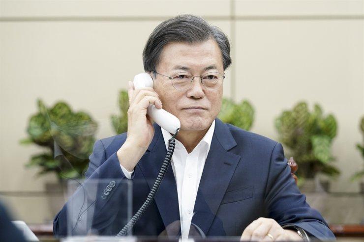 President Moon Jae-in / Courtesy of Cheong Wa Dae