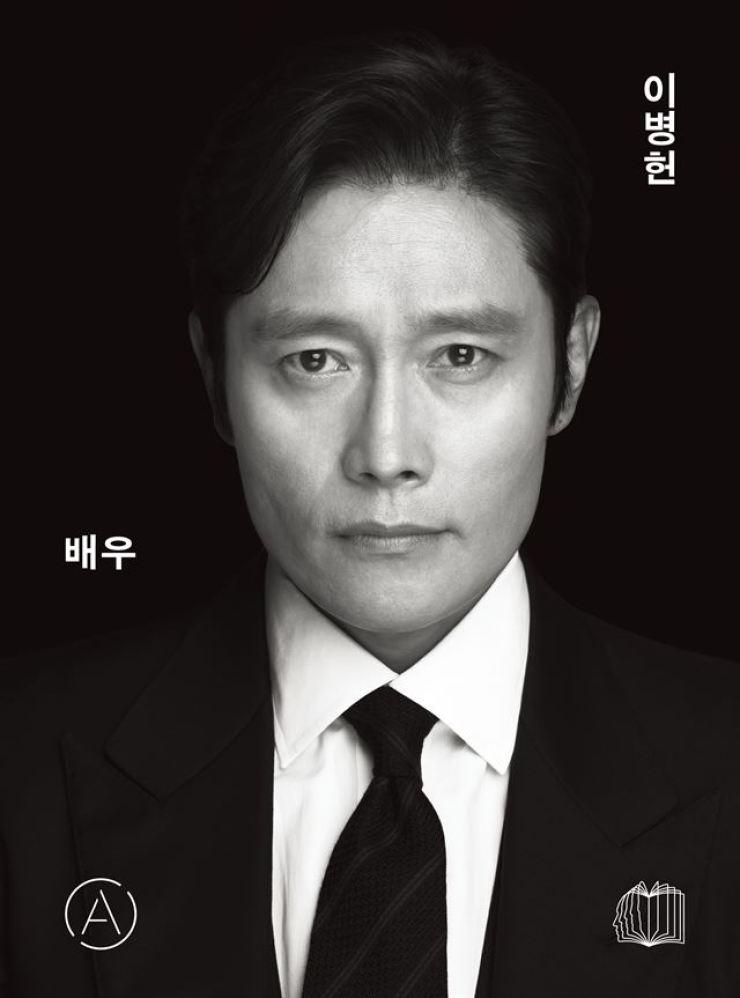 'Actor Lee Byung-hun' written by Beck Una / Courtesy of Hohohobeach