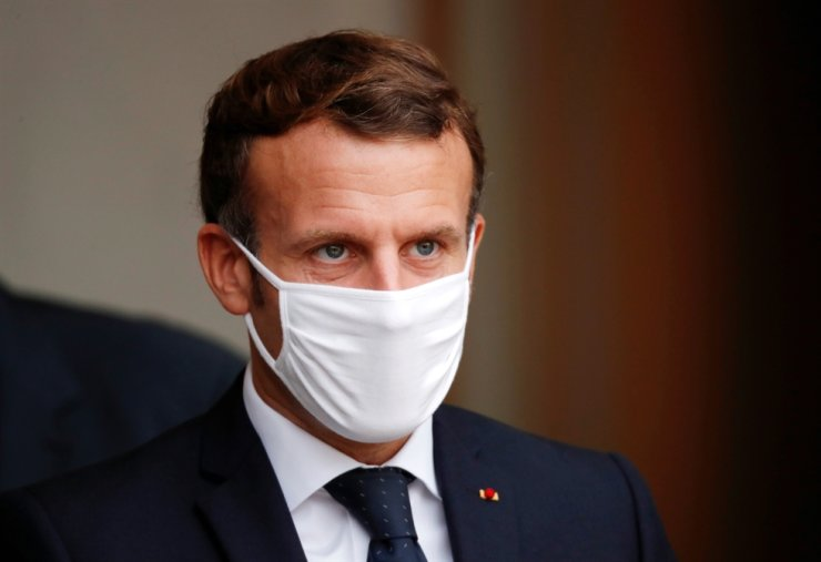 French President Emmanuel Macron / Reuters