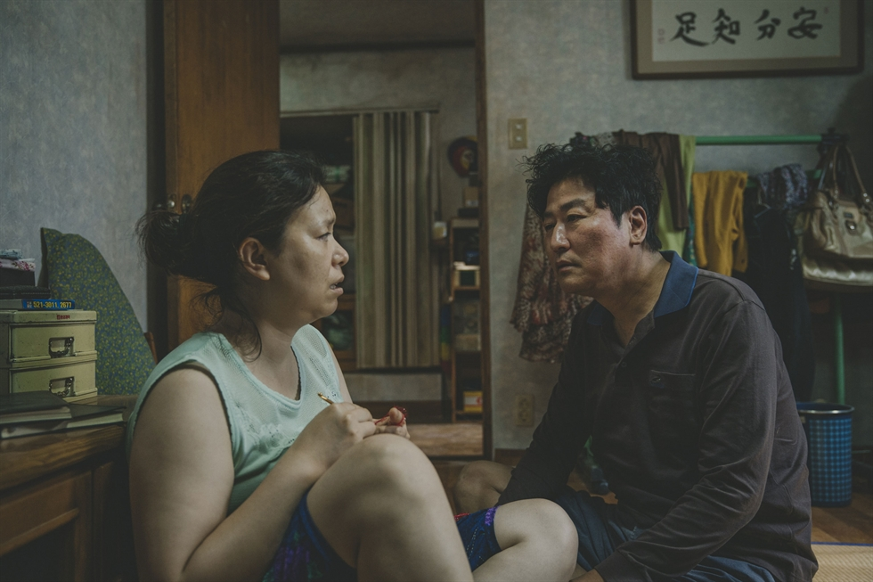 Caption: Song Kang-ho and Kim Min-hee are listed on the New York Times' 'The 25 Greatest Actors of the 21st Century.' Korea times file