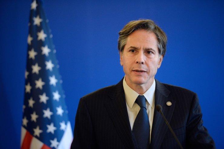 U.S. Secretary of State nominee Antony Blinken / AFP-Yonhap