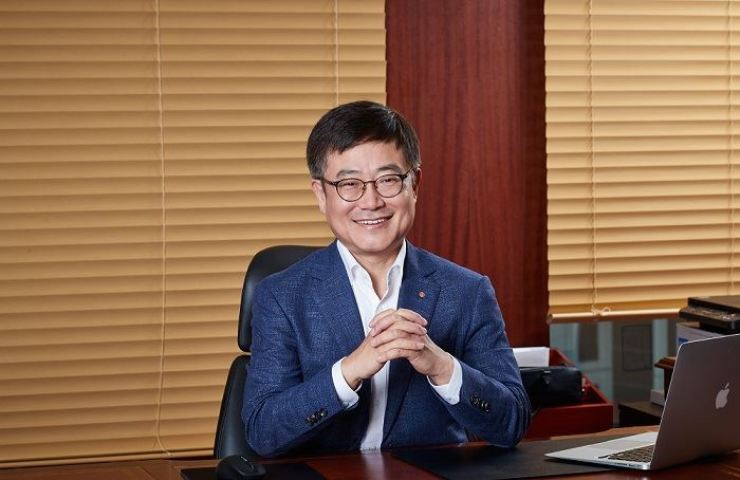 Lotte Shopping CEO Kang Hee-tae / Courtesy of Lotte Shopping
