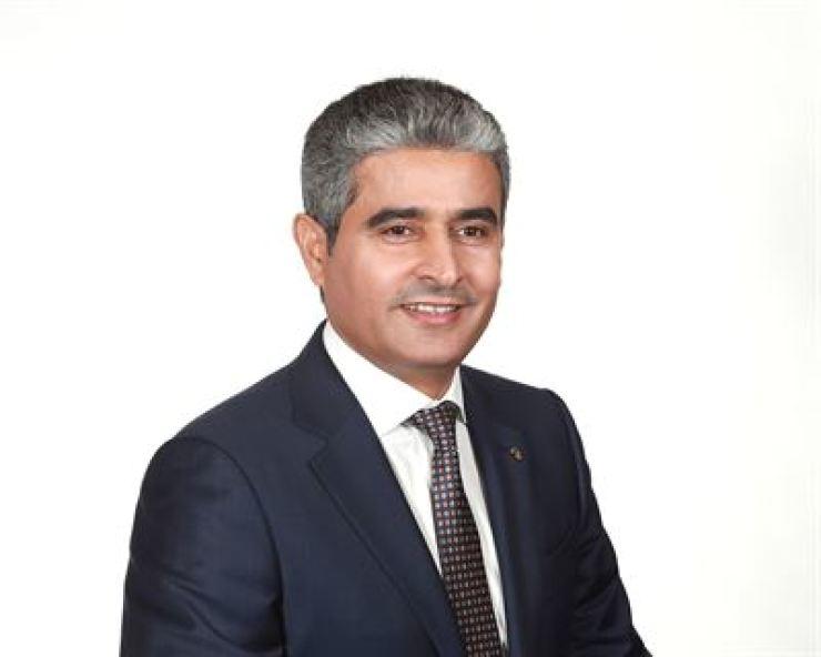 S-Oil CEO Hussain Al-Qahtani