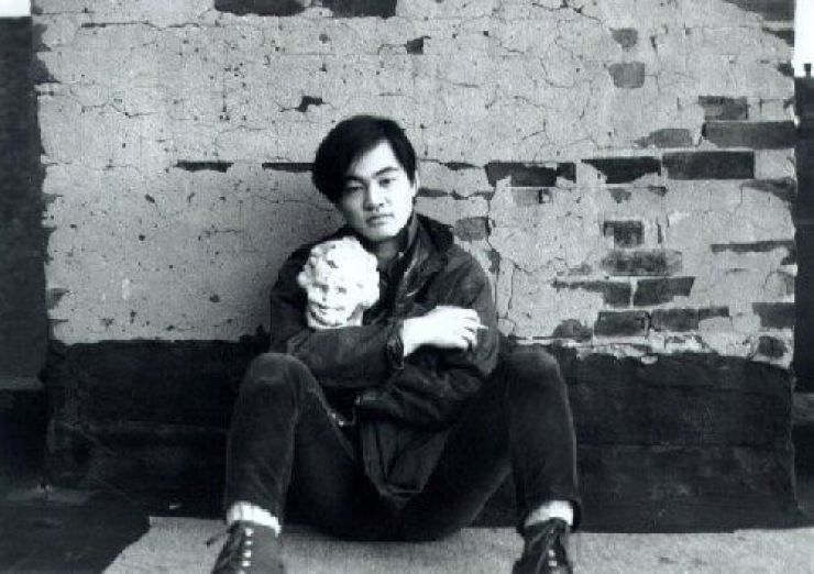 Hahn Dae-soo at a young age / Korea Times archive
