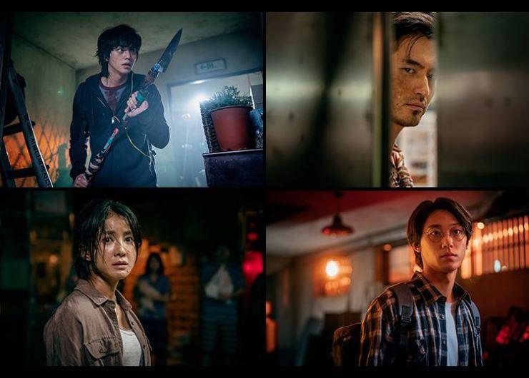 Netflix's Korean original series 'Sweet Home' hit the streaming site, Dec. 18. Courtesy of Netflix