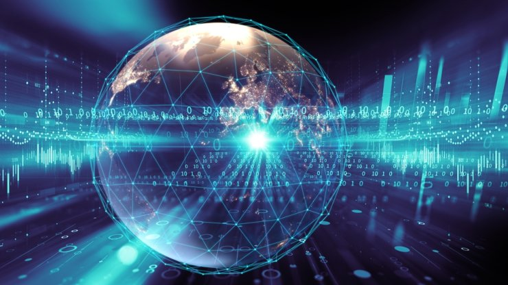 Countries are engaging in the race to become the first to launch 6G services. / gettyimagesbank