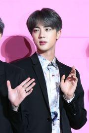 BTS' Jin. Korea Times file