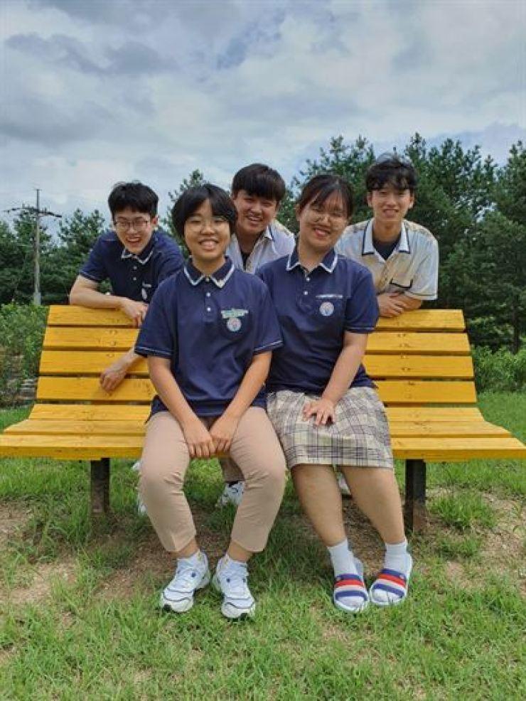 Bongsarang volunteer group