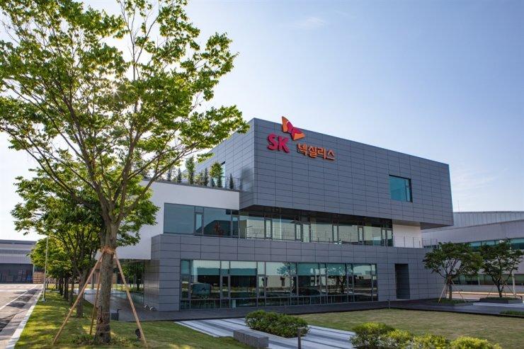 SK Nexilis plant in Jeongeup, North Jeolla Province / Courtesy of SK Nexilis
