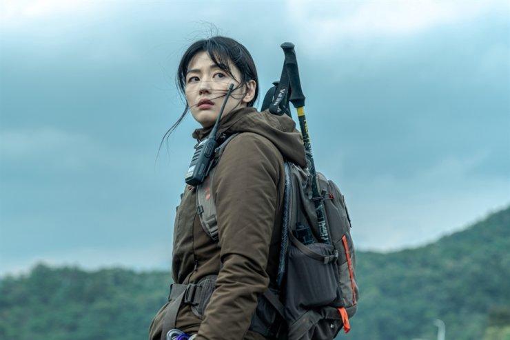 A still of tvN's series