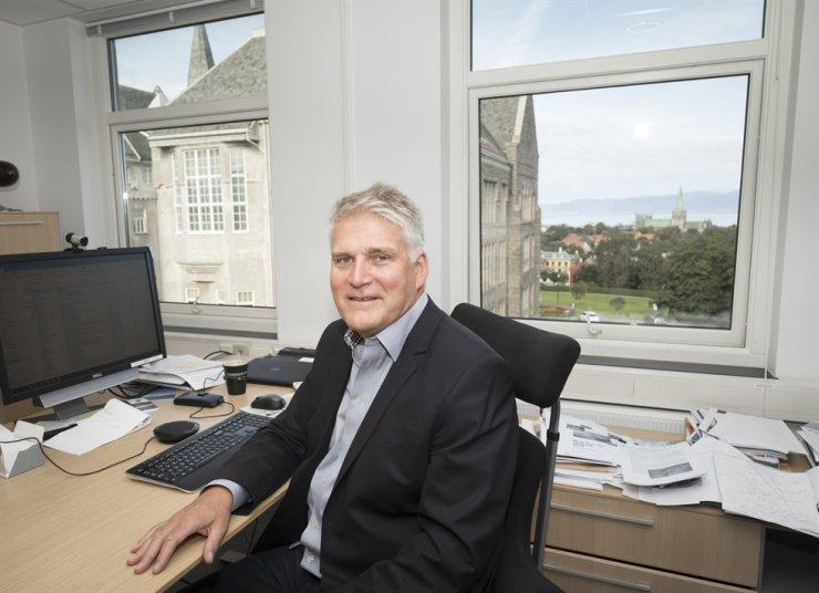 SINTEF's Executive Vice President Sustainability Nils Anders Rokke. Courtesy of Nils Anders Rokke