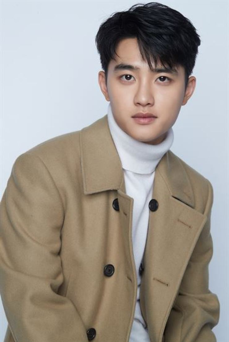 Actor and singer Doh Kyung-soo / Courtesy of SM Entertainement