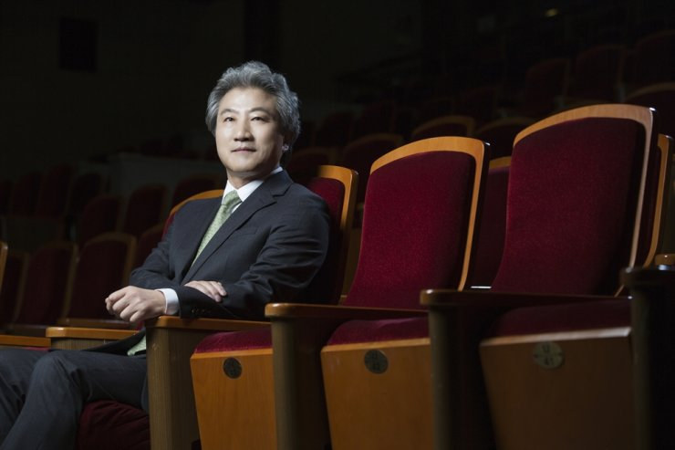 Lim Jae-won, director general of the National Gugak Center Courtesy of the National Gugak Center