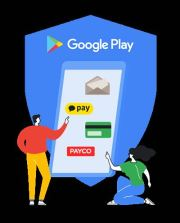 An image of Google Play store / Courtesy of Google