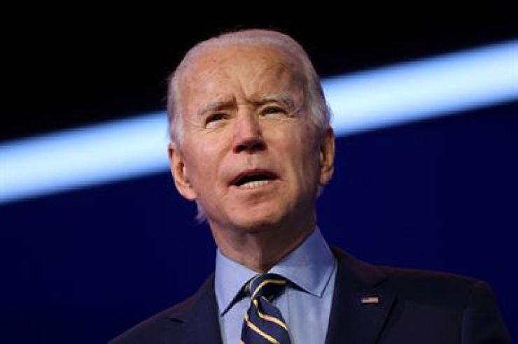 U.S. President-elect Biden / Reuters-Yonhap