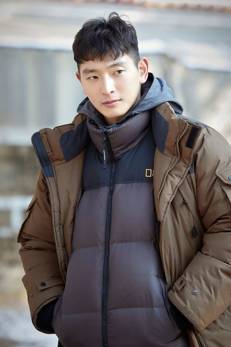 Actor Jeong Jin-woon will star in the upcoming horror-comedy film 'Only I can see you.'Courtesy of Mystic Story