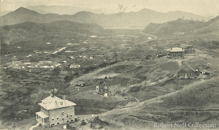 Gongju in the early 20th century.  Robert Neff Collection