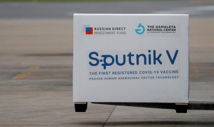 Sputnik V vaccine / Reuters-Yonhap