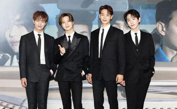 K-pop boy band SHINee dropped its seventh full-length album
