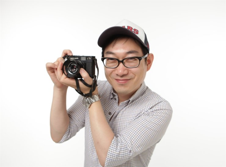 Dongneseojeom CEO Nam Chang-woo. Courtesy of Dongneseojeom