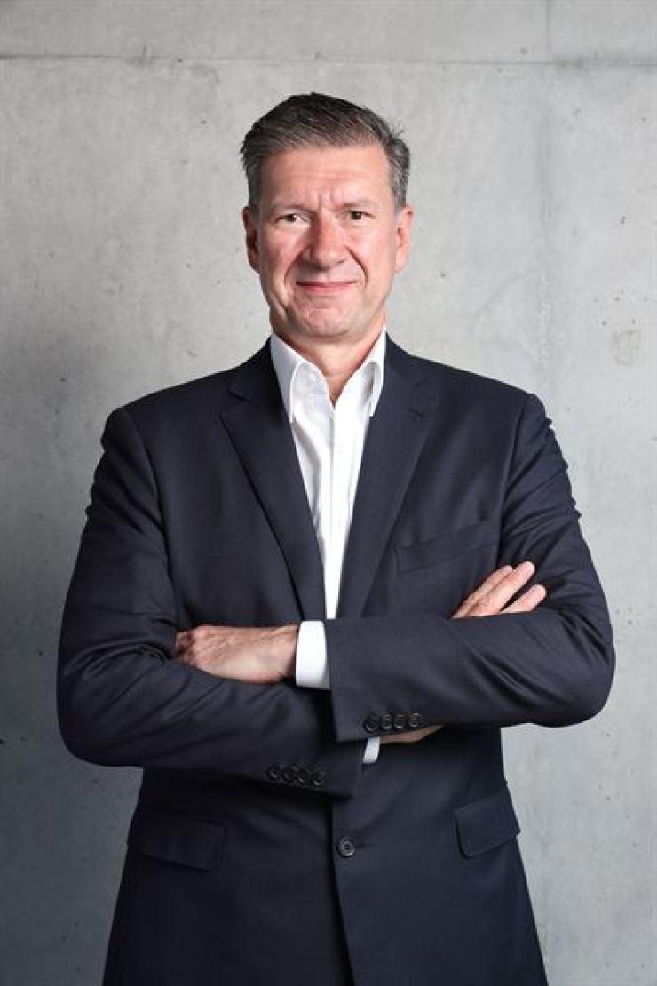 Dirk Lukat, CEO of Schenker Korea / Courtesy of European Chamber of Commerce in Korea (EUCCK)
