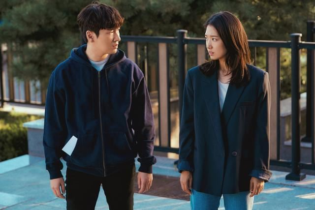 JTBC's new series 'Sisyphus: The Myth' scored a 5.6 percent viewership rating, Wednesday. Courtesy of JTBC