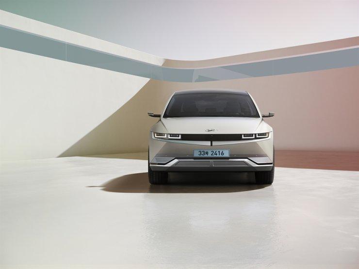 Hyundai Motor's IONIQ 5 electric vehicle / Courtesy of Hyundai Motor