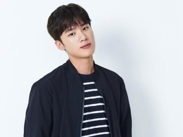 Actor Kim Dong-hee denied bullying allegations raised online. Courtesy of Netflix