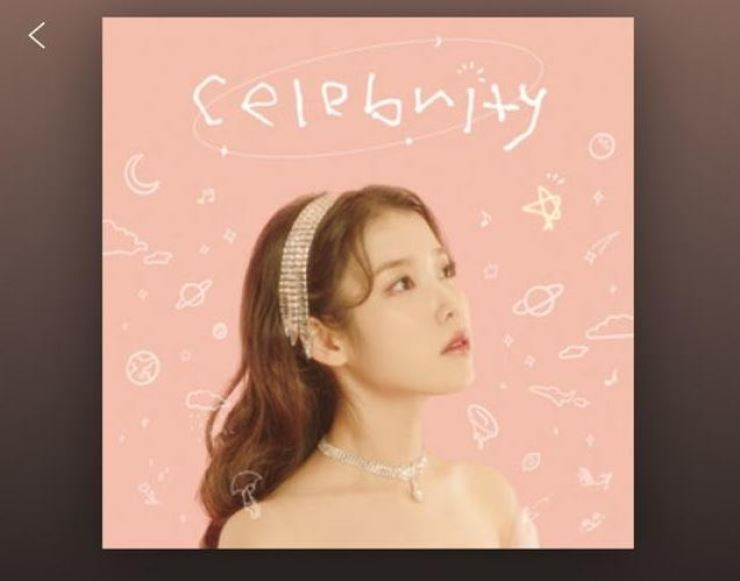 IU's songs, including her latest single 'Celebrity,' were no longer available on Spotify starting Mar. 1 following the Swedish firm's conflict with Kakao M. Korea Times file