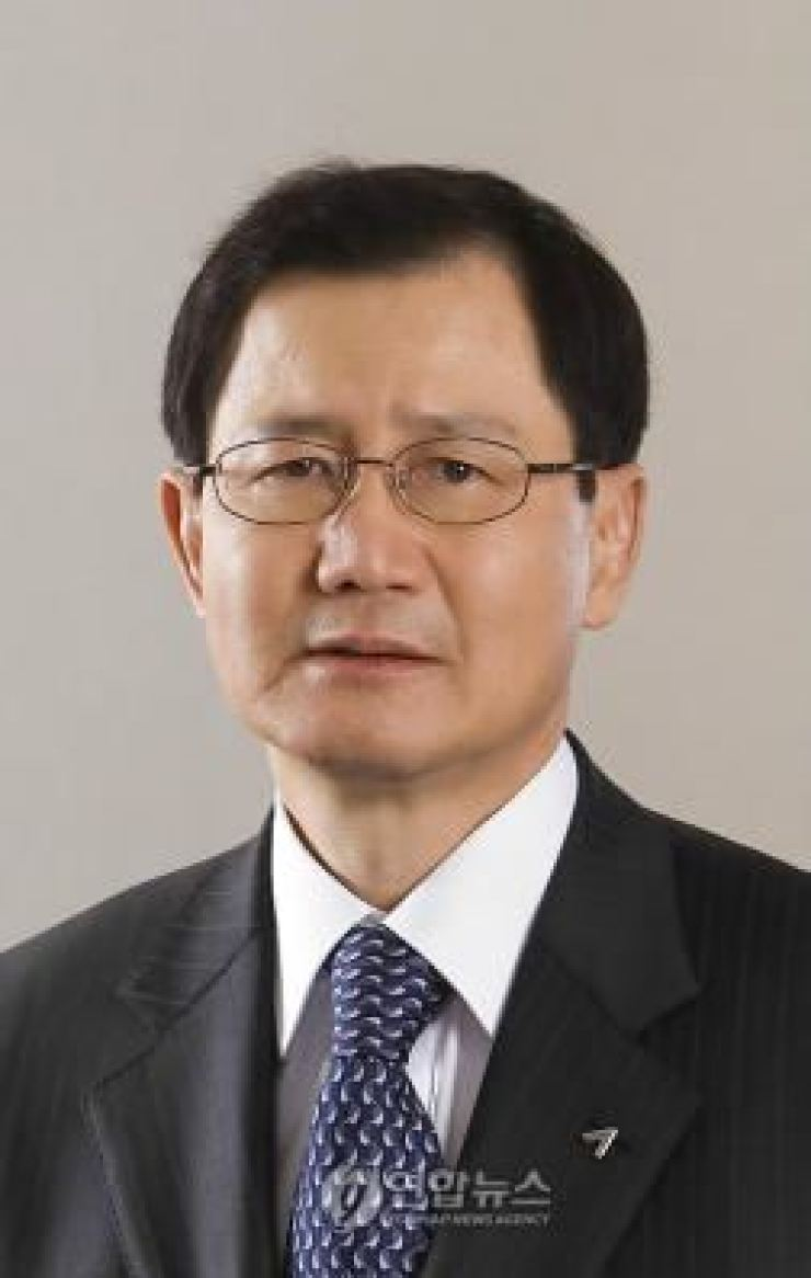 Kumho Petrochemical Chairman Park Chan-koo