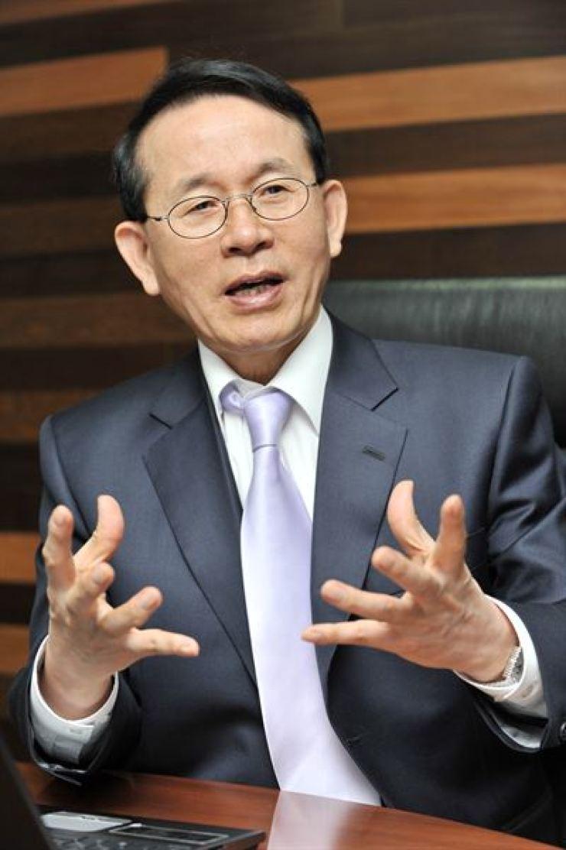 Min Byoung-chul / Korea Times file