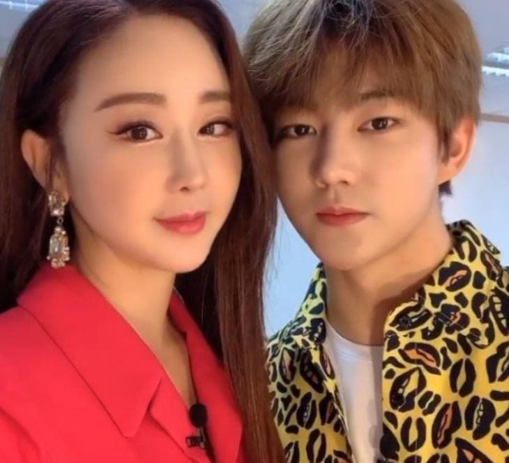 Model Ji Yeon-soo / Courtesy of SBS Plus