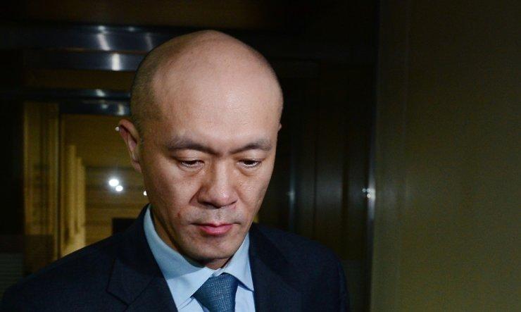 Former president Chun Doo-hwan's second son Jae-guk / Korea Times file
